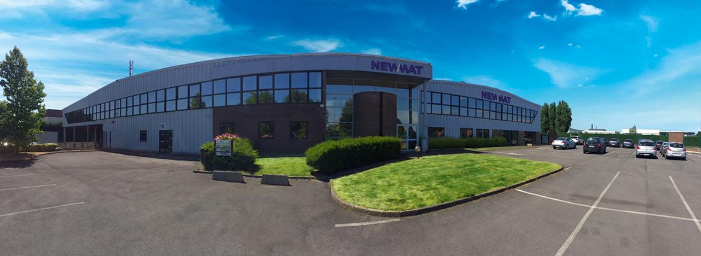 L'usine NEWMAT