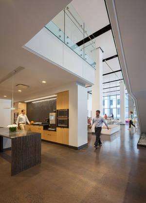 HOK Offices - Corridors