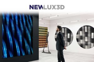 NEW/LUX3D - 3D Light Effects