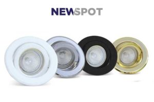 NEW/SPOT - Self-supporting Lights for your stretch ceiling