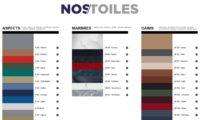 NOS/TOILES - Toiles pour plafonds ou murs tendus