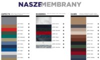 NASZE/MEMBRANY - Naciągnięte membrany na sufity lub ściany
