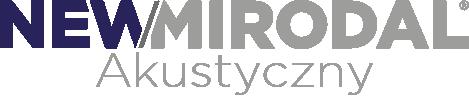 NEW/MIRODAL Akustyczny - Niestandardowa akustyczna płytka sufitowa